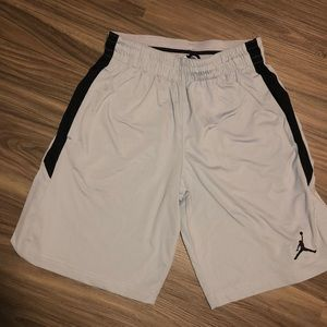 Nike Jordan basketball dri fit shorts